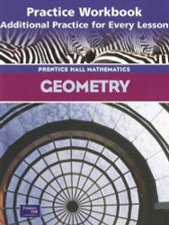 Geometry Practice Workbook by Prentice Hall