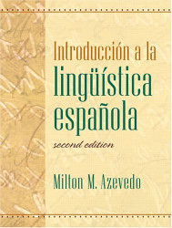 Introduccion A La Lingu¡Stica Espanola