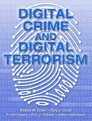 Digital Crime Digital Terrorism by Robert Taylor
