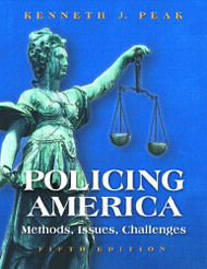 Policing America by Ken Peak