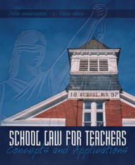School Law For Teachers