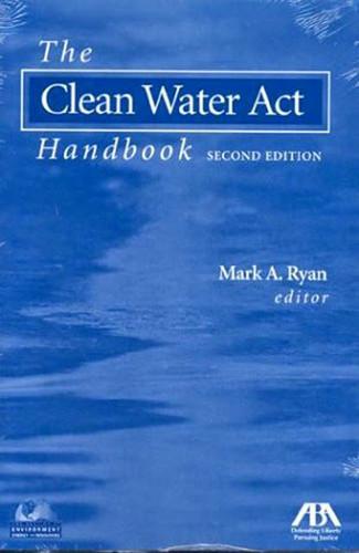 Clean Water Act Handbook