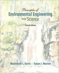 Principles Of Environmental Engineering And Science Mackenzie Davis