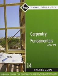Carpentry Level 1 Fundamentals Trainee Guide