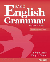 Basic English Grammar With Audio Cd With Answer Key