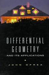 Differential Geometry And Its Applications