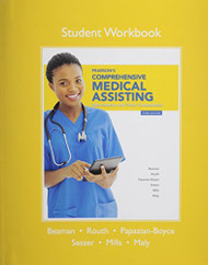 Student Workbook For Pearson's Comprehensive Medical Assisting