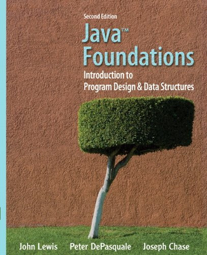 Java Foundations