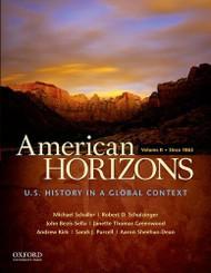American Horizons Volume 2