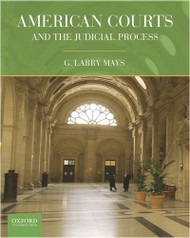 American Courts And The Judicial Process