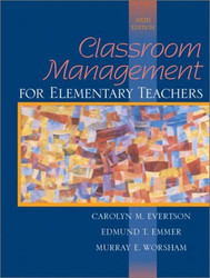 Classroom Management For Elementary Teachers - Carolyn Evertson