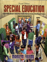 Special Education by Marilyn Friend