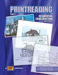 Printreading For Residential Construction by Thomas E Proctor