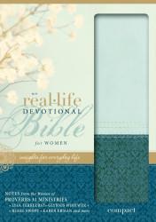 Niv Real-Life Devotional Bible For Women Compact