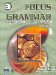 Focus On Grammar 3 Marjorie Fuchs