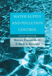 Water Supply And Pollution Control