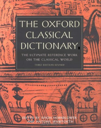 Oxford Classical Dictionary