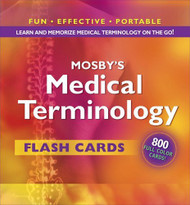 Mosby's Medical Terminology Flash Cards - Mosby