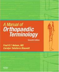 Manual Of Orthopaedic Terminology