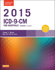 2015 Icd-9-Cm For Hospitals Volumes 1 2 And 3 Standard Edition