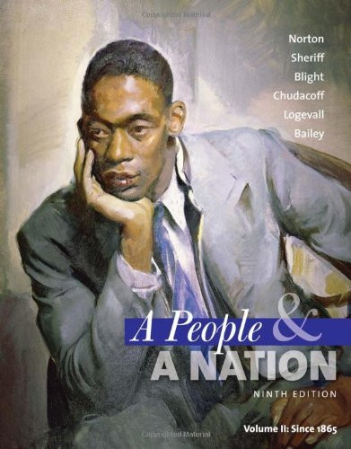 People And A Nation Volume 2