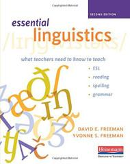 Essential Linguistics
