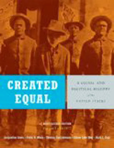 Created Equal Volume 1