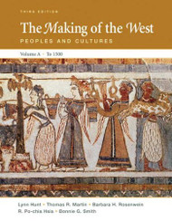 Making Of The West Volume A