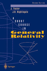 Short Course In General Relativity