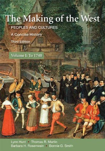 Making Of The West Volume 1 A Concise History