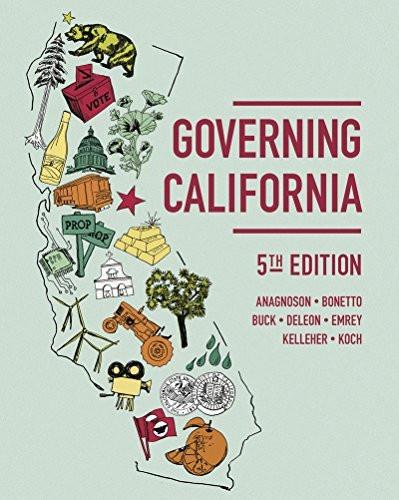 Governing California In The Twenty-First Century