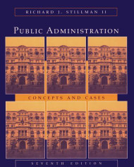 Public Administration - Richard Stillman
