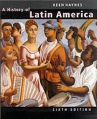 History Of Latin America - Keen