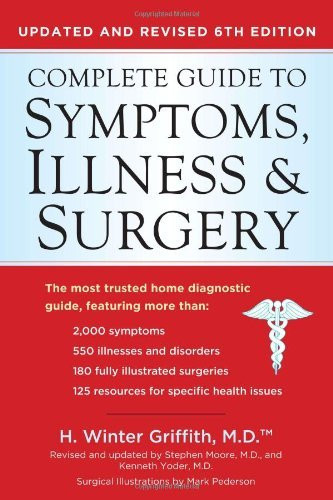 Complete Guide To Symptoms Illness And Surgery