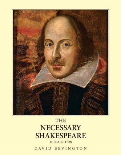 Necessary Shakespeare
