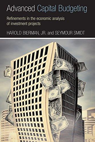 Advanced Capital Budgeting