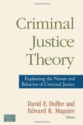 Criminal Justice Theory