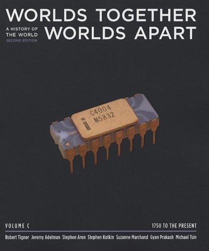 Worlds Together Worlds Apart Volume C