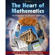 The Heart Of Mathematics by Edward Burger