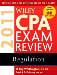 Wiley Cpa Exam Review Regulation