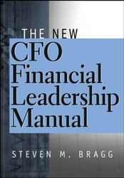 New Cfo Financial Leadership Manual