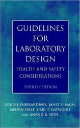 Guidelines For Laboratory Design by Louis Diberardinis