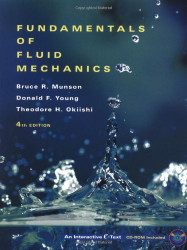 Fundamentals Of Fluid Mechanics by Bruce Munson