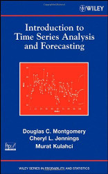 Introduction To Time Series Analysis and Forecasting by Douglas Montgomery
