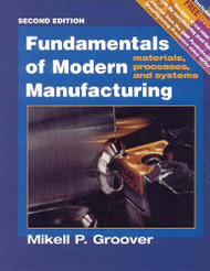 Fundamentals Of Modern Manufacturing by Mikell Groover