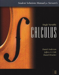 Student Solutions Manual Single Variable Calculus