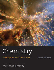 Student Solutions Manual For Masterton/Hurley's Chemistry