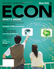 Econ Macro Principles Of Macroeconomics  -  by Mceachern