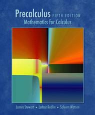 Study Guide For Stewart/Redlin/Watson's Precalculus