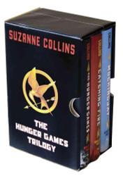 Hunger Games Trilogy Boxed Set